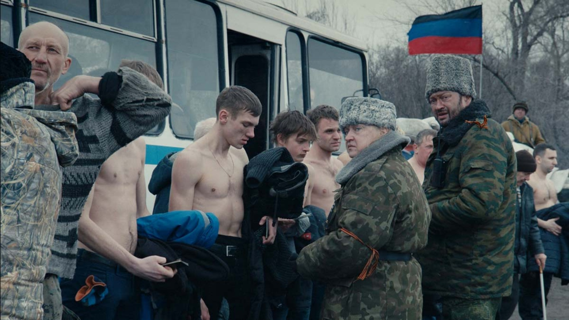 Cinemacat: Donbass