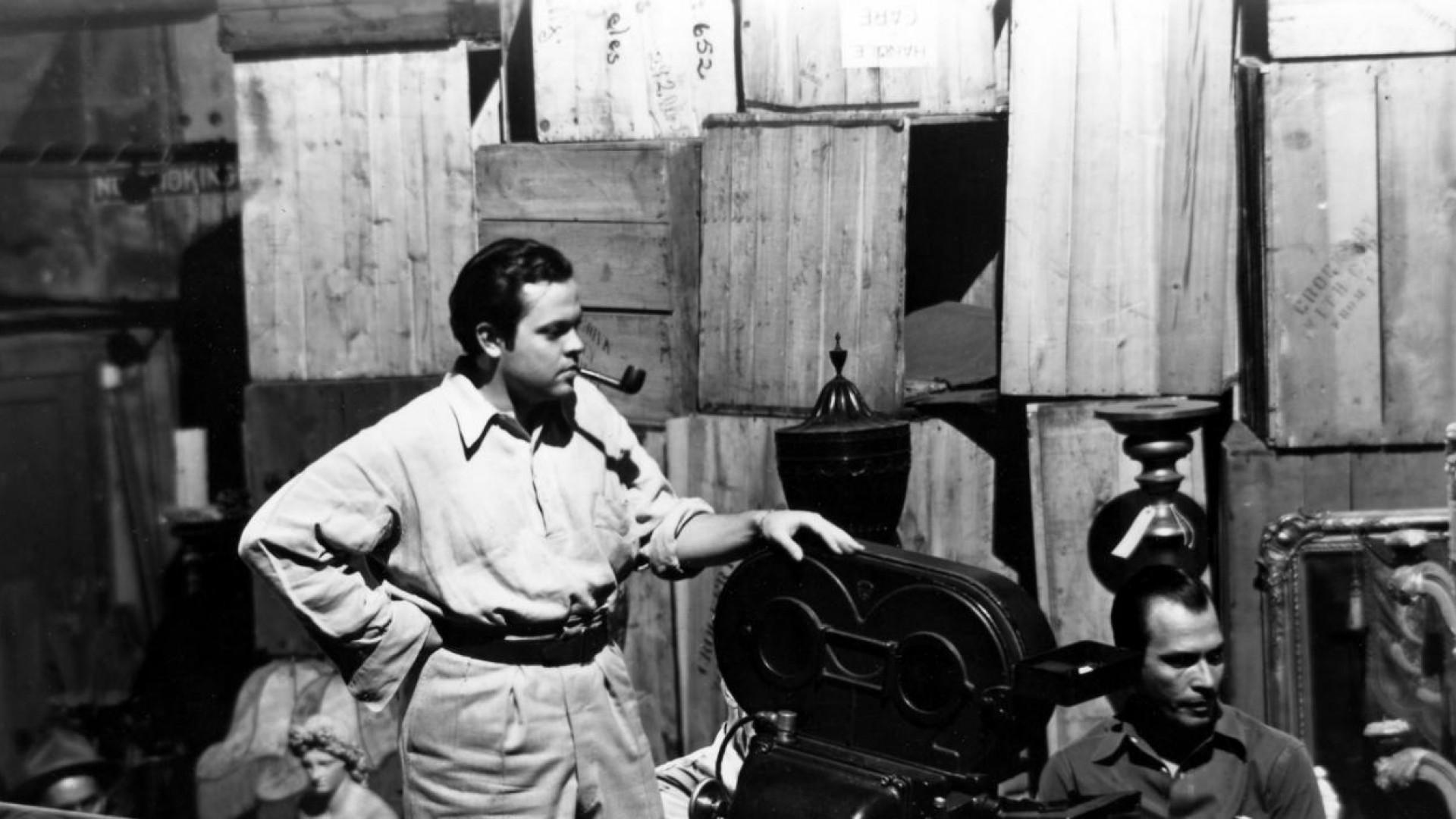 Visions de cinema: La mirada de Orson Welles