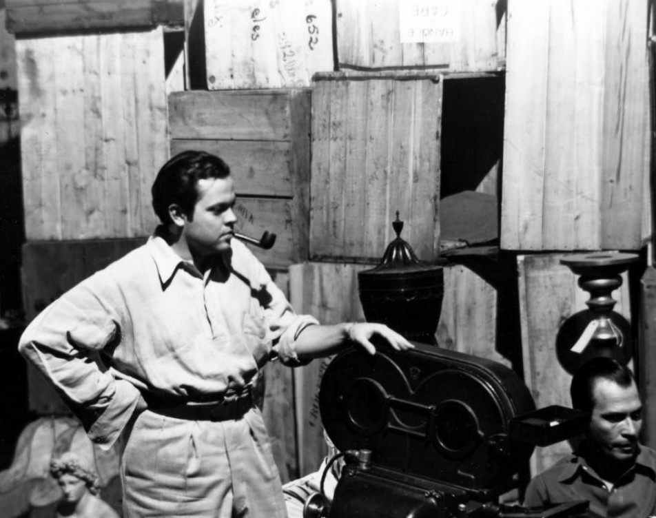Visiones de cine: La mirada de Orson Welles