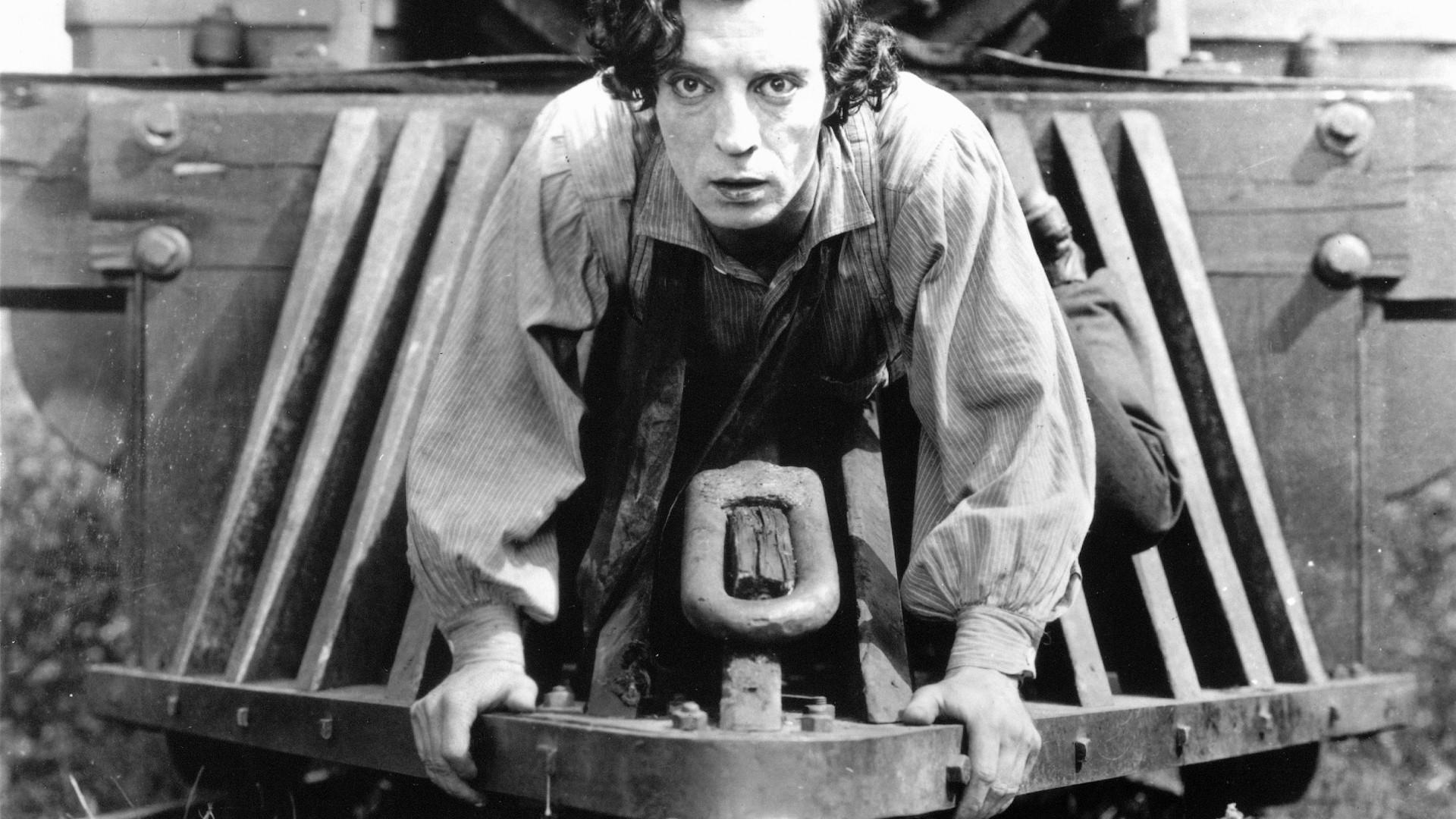El gran Buster Keaton