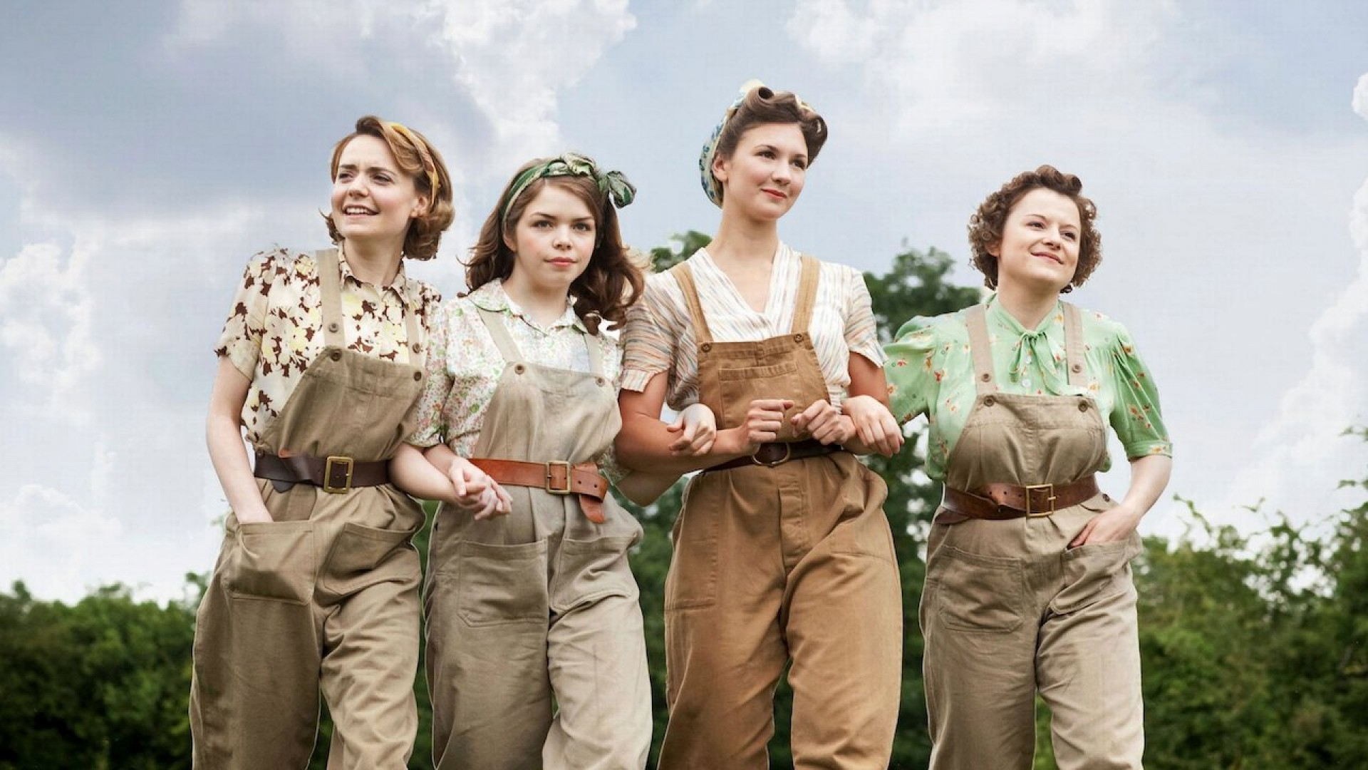 Play Summer 19: The land girls