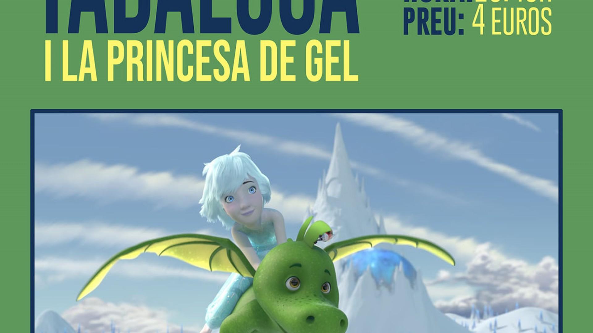 Torna CineCiutat Nins: Tabaluga i la princesa de gel