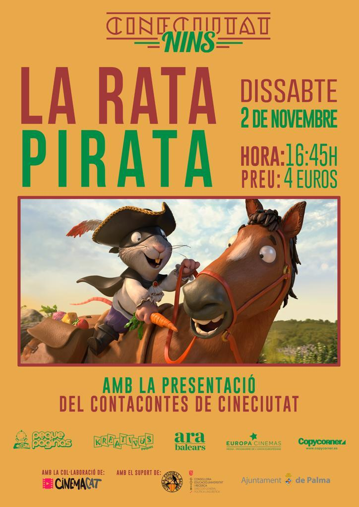 Poster La rata pirata.jpeg