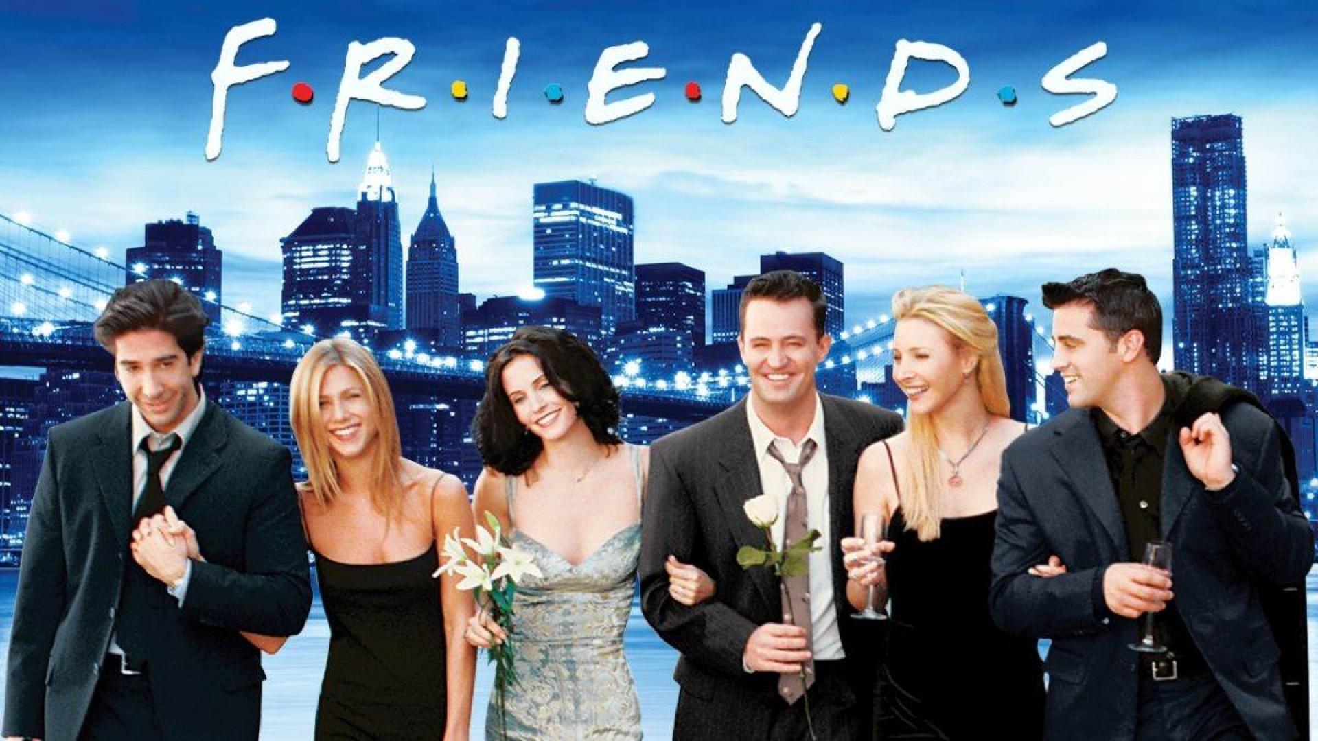 Friends, El del Aniversario, Parte 1