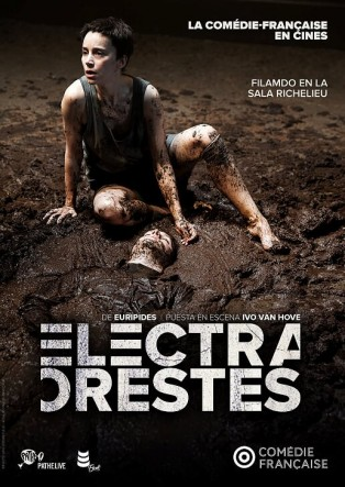 Electra - Orestes Comedie Française