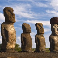 The Arts Society Mallorca: What really happened on Easter Island?