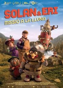 CineCiutat Nins: Solan & Eri: missió a la lluna