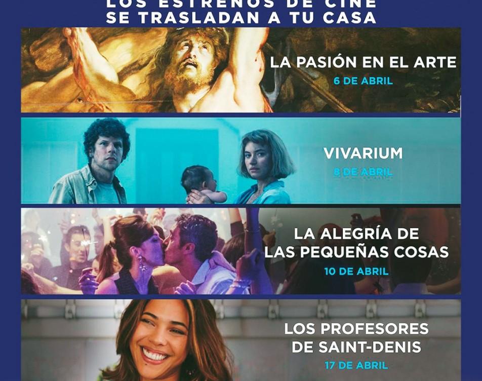 La Sala Virtual de Cine arriba a CineCiutat