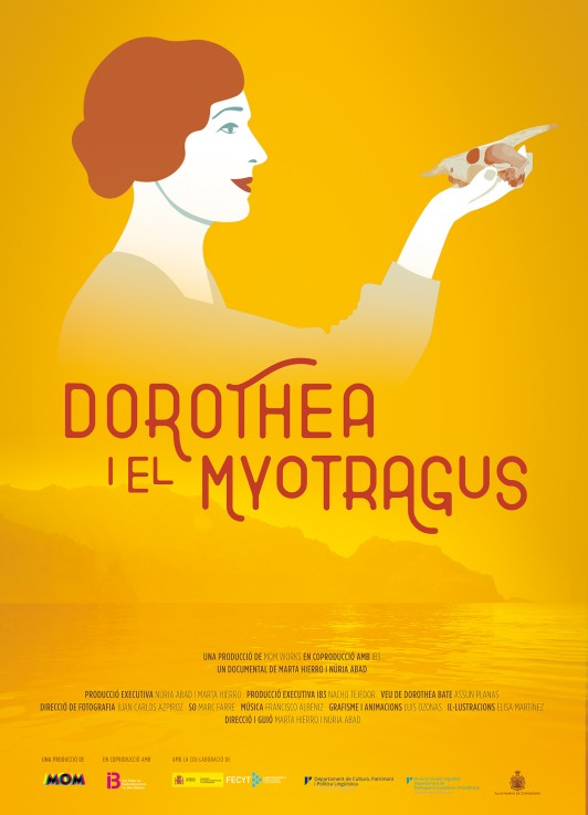 DOROTHEA I EL MYOTRAGUS