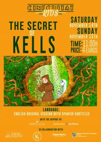 CineCiutatKids: El secreto del libro de Kells