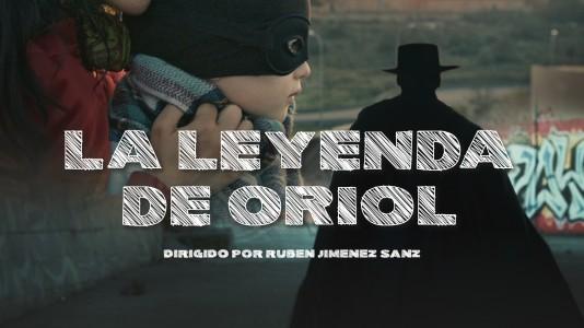 Proyección: La leyenda de Oriol