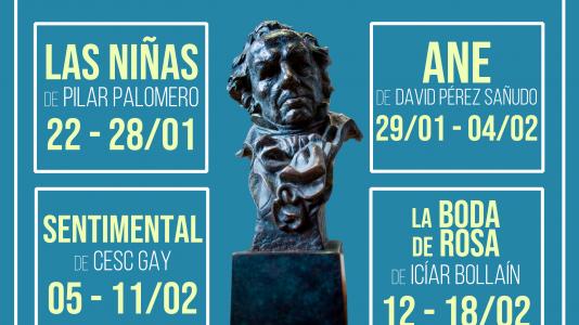 Ciclo especial: nominadas a Mejor Película Goya 2021