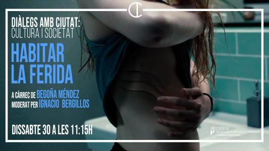 Diàlegs amd ciutat: cultura i societat - Begoña Méndez