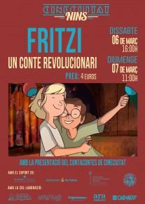 CineCiutatNins - Fritzi: Un conte revolucionari