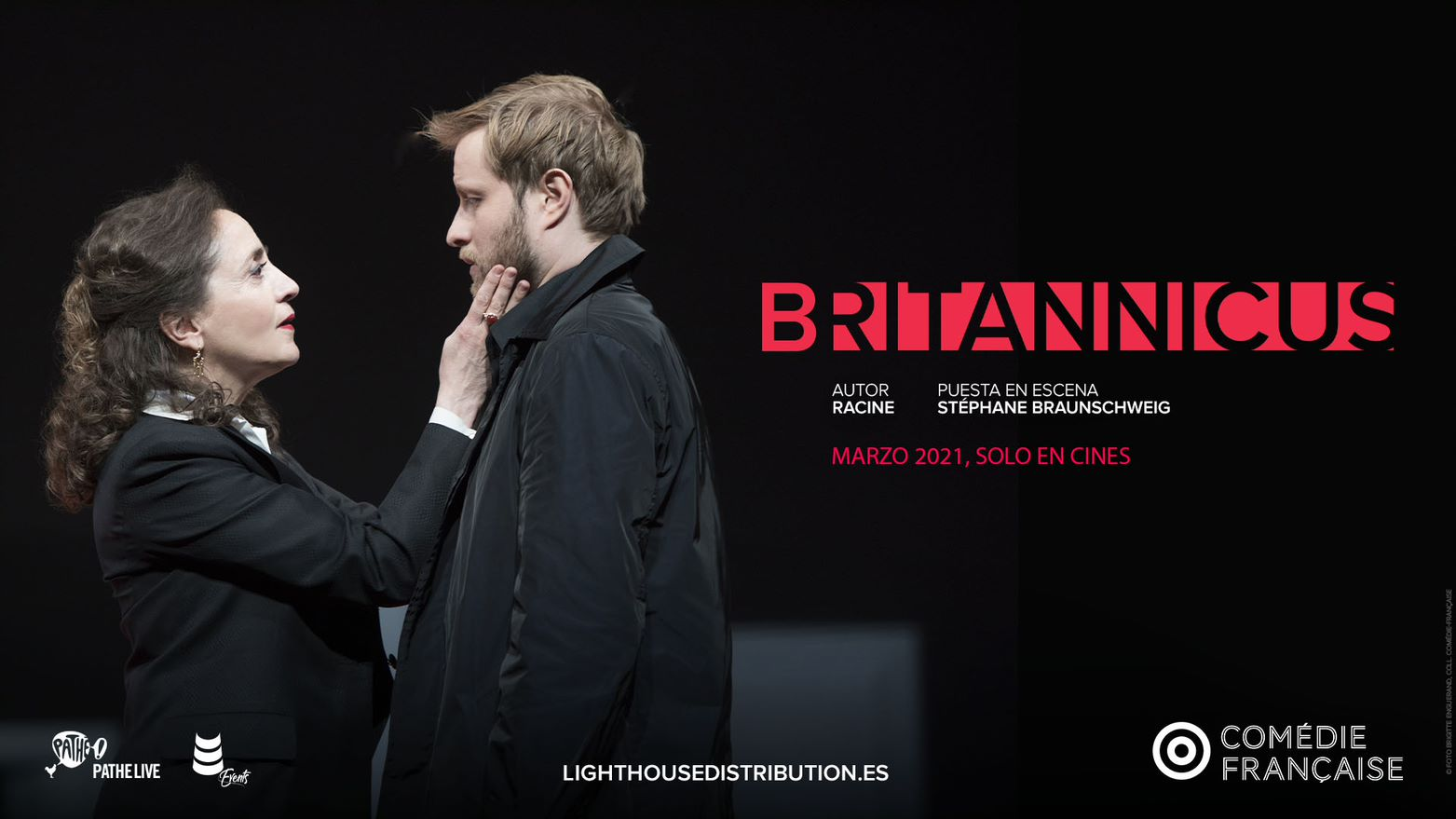 Comédie Française: Británico
