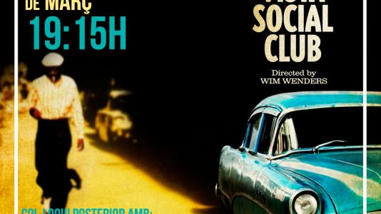 Proyección + coloquio: 25 aniversario Buena Vista Social Club