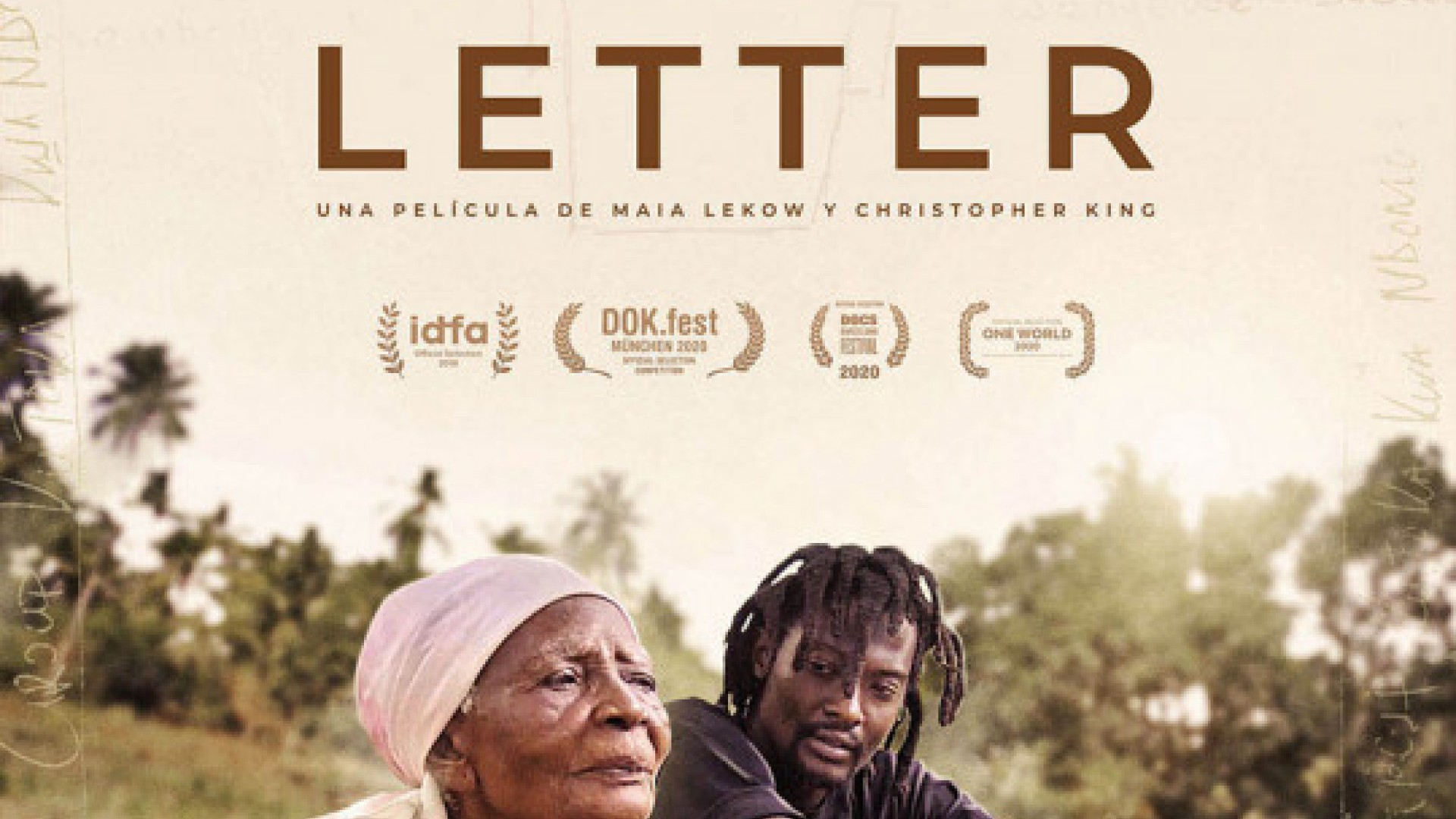 EL documental del mes: The letter