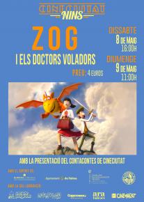 CineCiutatNins: Zog i els doctors voladors
