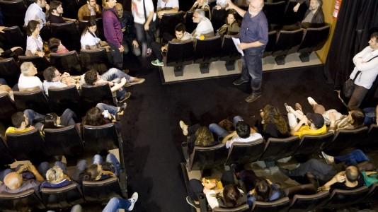 Sesiones de participación: CineCiutat, punt de trobada ciutadà