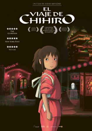 El Viaje de Chihiro - AUTOCINE