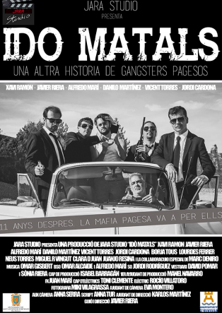 """SESIÓN DE CORTOS """"IDO MATA'LS"""""""
