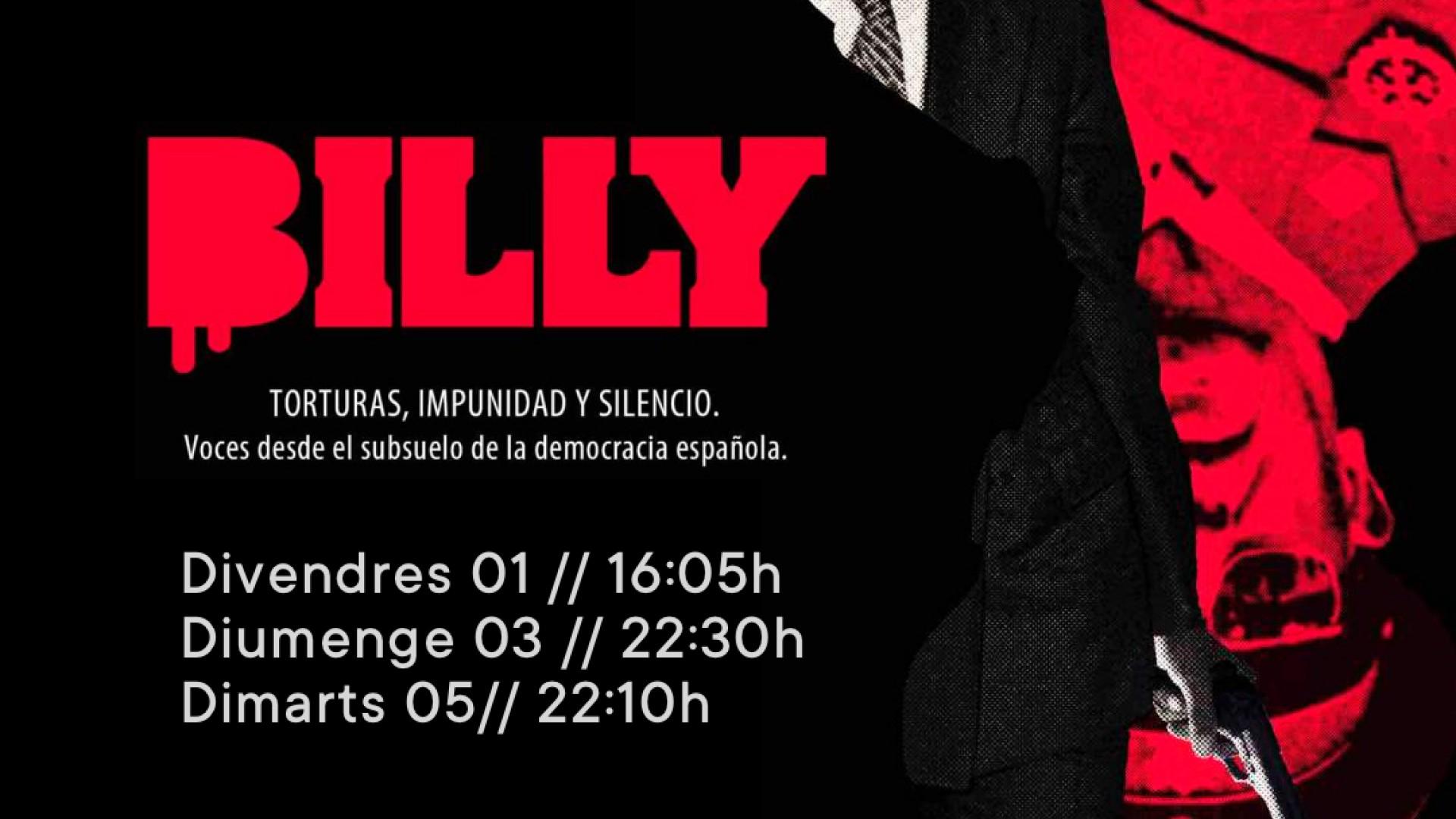 DESCOBRINT CINEMA - BILLY